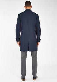 Next - BRITISH MILLERAIN SIGNATURE - Short coat - blue - 1