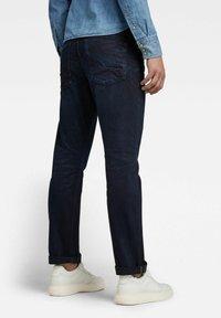 G-Star - TRIPLE A STRAIGHT SELVEDGE - Straight leg jeans - worn in bleak - 1