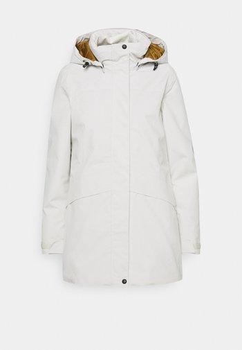 AZALIA - Vinterjakke - natural white