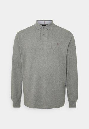 REGULAR - Polo shirt - medium grey heather