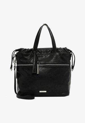 FRANZY - Shopper - black