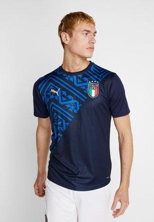 ITALIEN FIGC PREMATCH AWAY JERSEY - National team wear - peacoat/team power blue