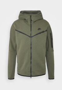 Nike Sportswear - Zip-up hoodie - twilight marsh/black - 4