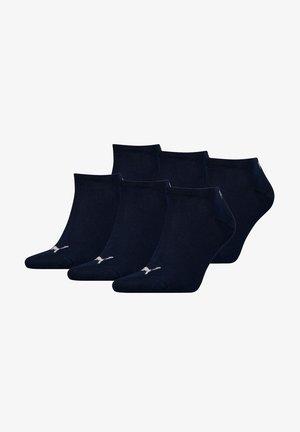 6 PACK - Trainer socks - navy
