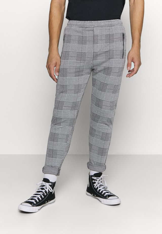 PONTE PANT - Trousers - grey