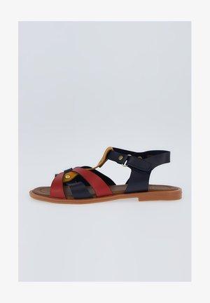 Sandalen - mottled black