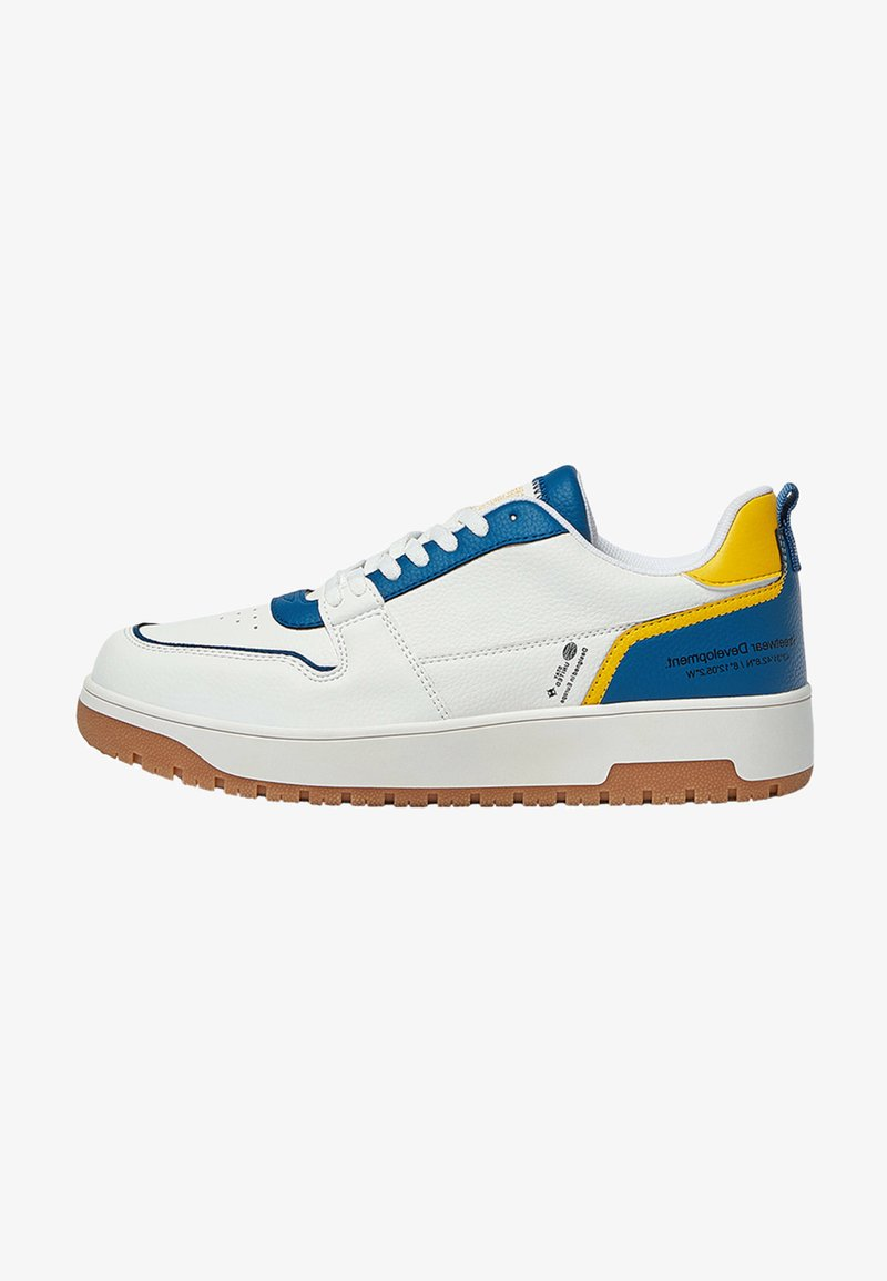 PULL&BEAR - Trainers - blue