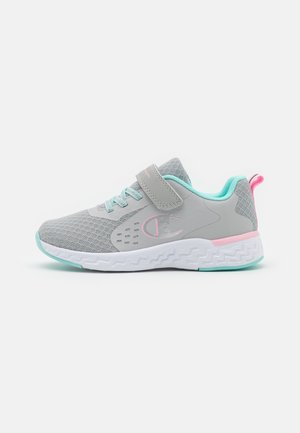 LOW CUT SHOE BOLD  - Sports shoes - pink/turquoise