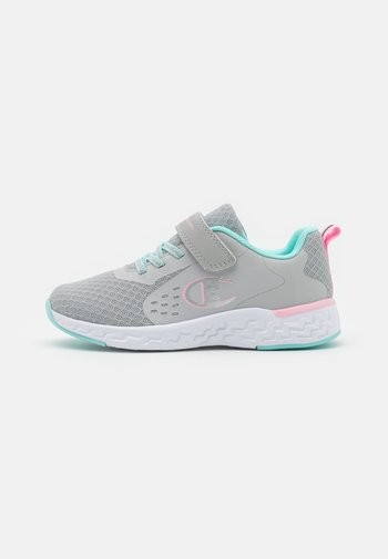 LOW CUT SHOE BOLD  - Sportschoenen - pink/turquoise