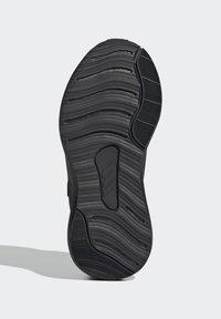 adidas Performance - FORTARUN RUNNING - Obuwie do biegania treningowe - black - 5