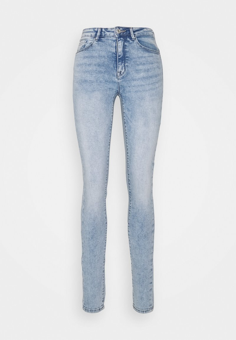 ONLY Tall - ONLPAOLA LIFE - Jeans Skinny Fit - light blue denim