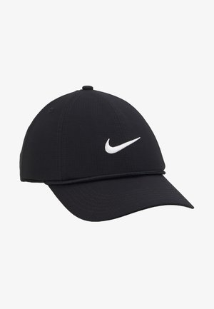 Y NK CAP CORE - Cap - black/anthracite/white