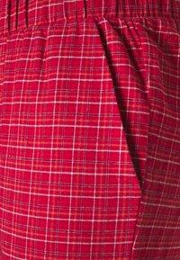 Triumph - MIX & MATCH TAPERED - Pyjama bottoms - rosso masai - 2