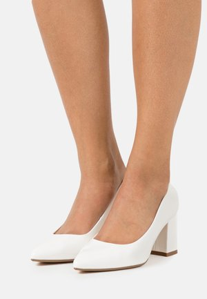 RAQUEL - Klassiske pumps - white