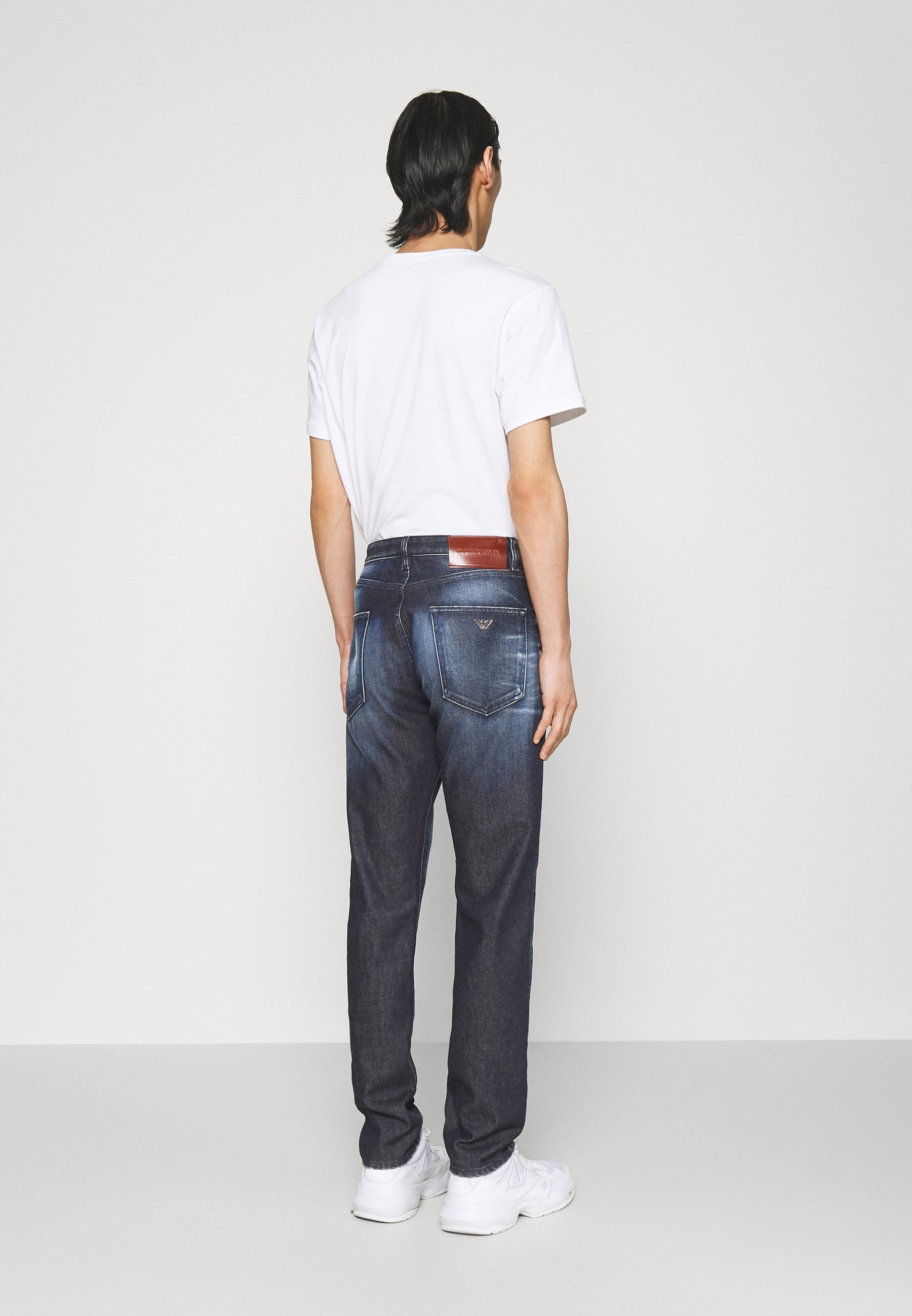 Uomo 5 POCKETS PANT - Jeans a sigaretta
