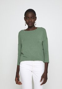 ONLY Tall - ONLGLAMOUR - Long sleeved top - beetle - 0