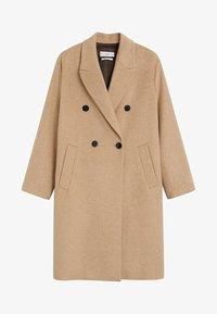 BARTOLI - Zimní kabát - mittelbraun