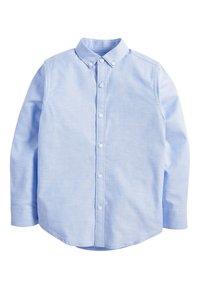 Next - BLUE LONG SLEEVE OXFORD SHIRT (3-16YRS) - Shirt - blue - 0