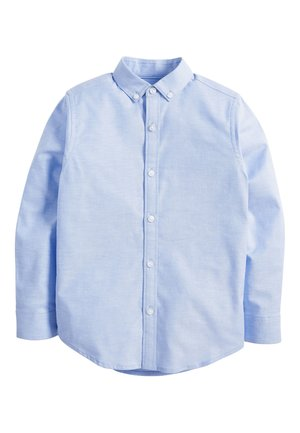 BLUE LONG SLEEVE OXFORD SHIRT (3-16YRS) - Košile - blue