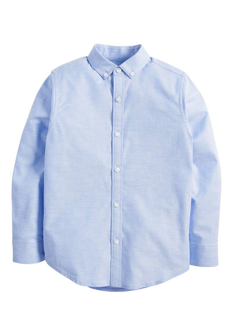 Next - BLUE LONG SLEEVE OXFORD SHIRT (3-16YRS) - Shirt - blue