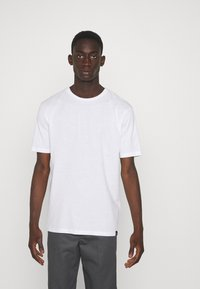Newport Bay Sailing Club - CORE 3 PACK - T-shirt - bas - ecru/ashley blue/white - 3