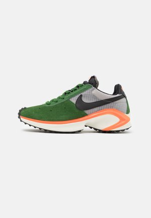 D/MS/X WAFFLE - Trainers - forest green/black/college grey/hyper crimson/sail
