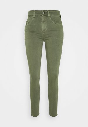 Jeans Skinny Fit - olive