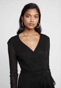 Résumé - ORSANA DRESS - Day dress - black - 3