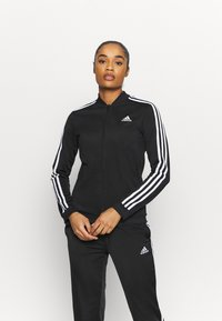 adidas Performance - SET - Treningsdress - black/white - 0