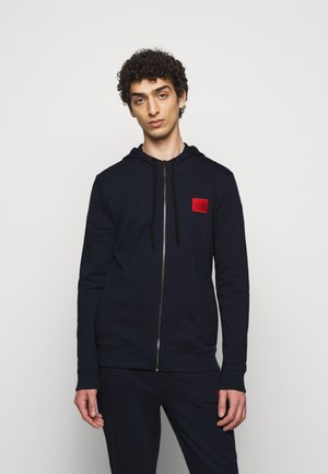DAPLE - veste en sweat zippée - dark blue