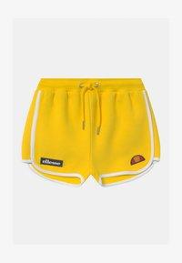 Ellesse - VICTENA - Teplákové kalhoty - yellow - 0