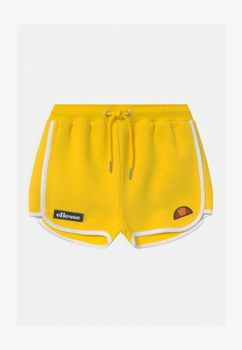 Ellesse - VICTENA - Teplákové kalhoty - yellow
