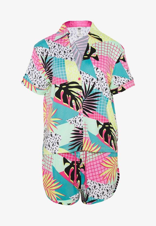 TOPICAL PYJAMA SET - Pyjama - multicoloured
