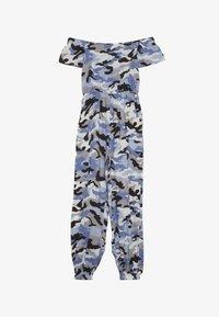 New Look 915 Generation - BOB BARDOT CARGO - Overall / Jumpsuit /Buksedragter - blue - 2