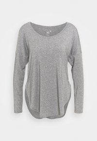 GAP - BREATHE - Long sleeved top - heather grey - 3