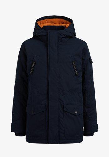MET CAPUCHON - Winter coat - dark blue