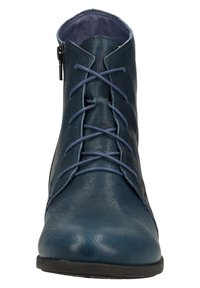 Think! - Lace-up ankle boots - azur 8000 - 5