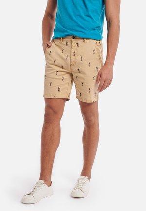 SHIWI HULA HULA - Shorts - beige