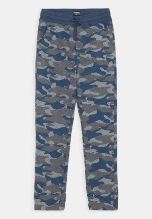CINCH PANT - Trainingsbroek - blue