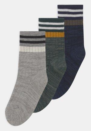 3 PACK UNISEX - Socks - multicoloured