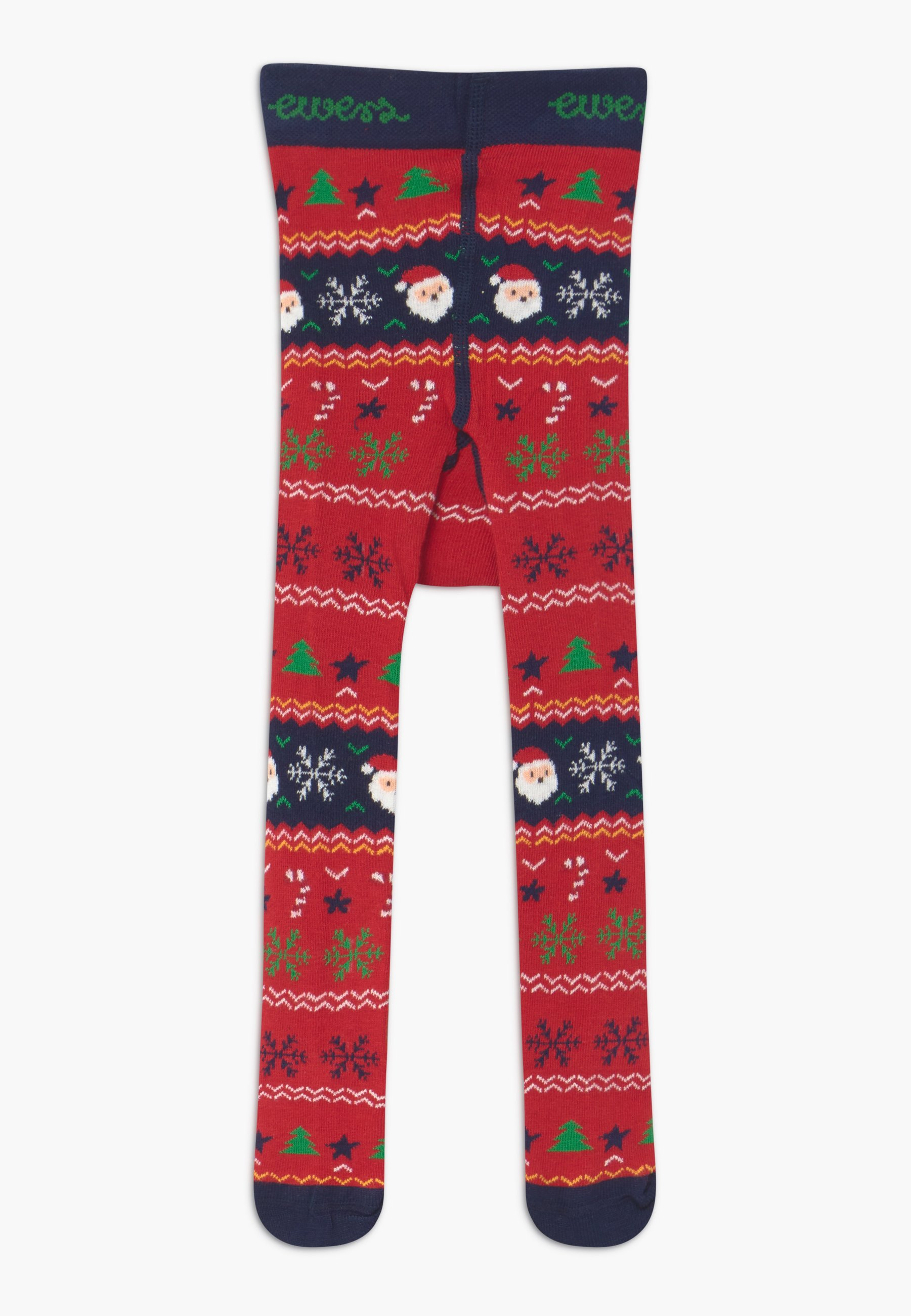 Kids BABY CHRISTMAS SANTA CLAUS UNISEX - Tights