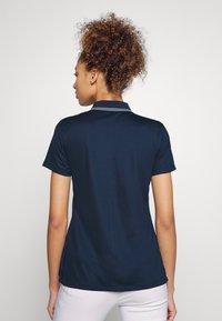 Nike Golf - DRY VICTORY - Sports shirt - college navy/white/white - 2
