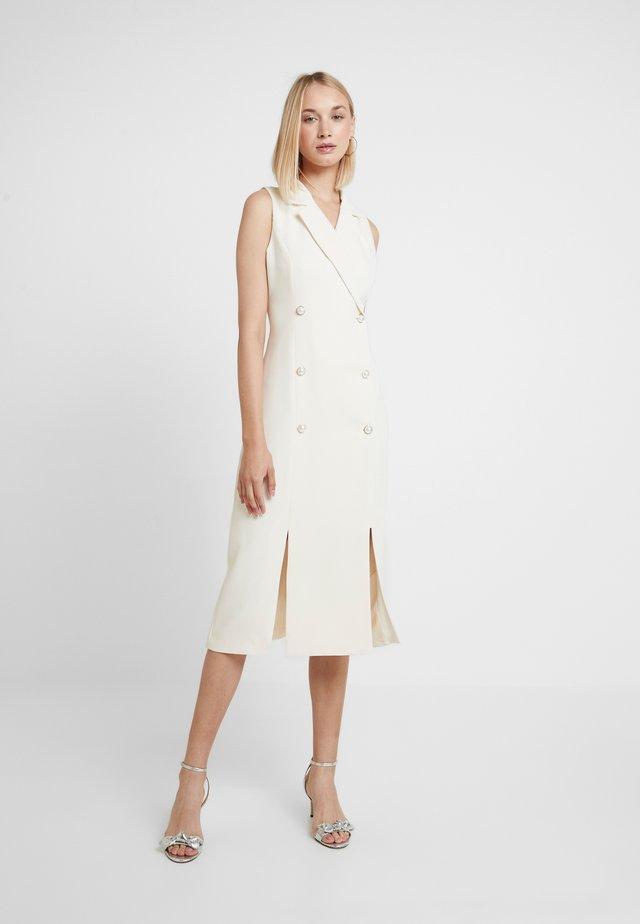 KALA BLAZER DRESS - Cocktailjurk - off white