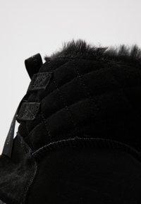 River Island - Kotníkové boty - black - 2