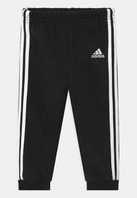 adidas Performance - UNISEX - Trainingsanzug - black/white - 2