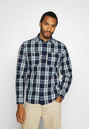 JJ30CPO - Shirt - navy blazer