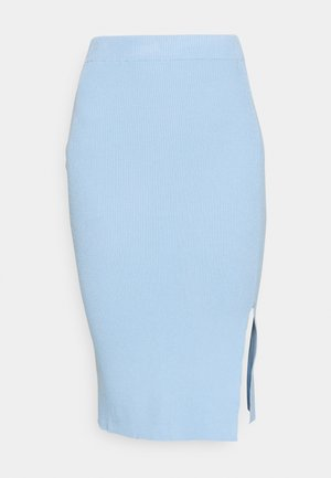 REBEKAH SKIRT - Pencil skirt - blue