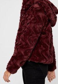 Vero Moda - VMCURL - Winter jacket - port royale - 4