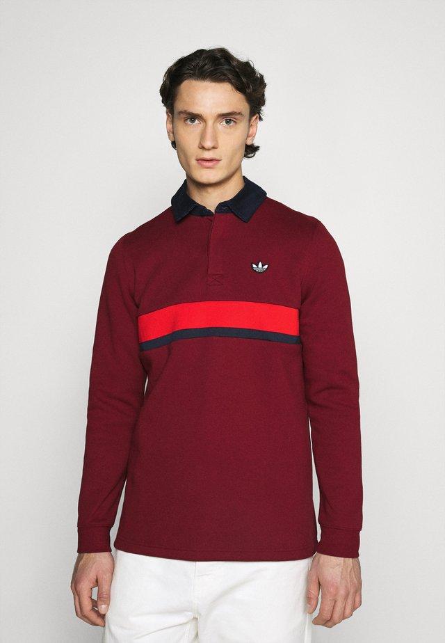 SAMSTAG RUGBY - Sweatshirt - dark red