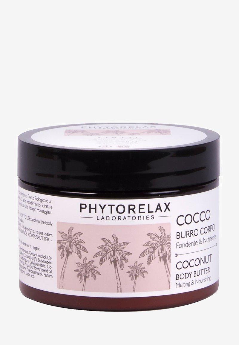 Phytorelax - VEGAN & ORGANIC COCONUT - MELTING & NOURISHING BODY BUTTER  - Moisturiser - -